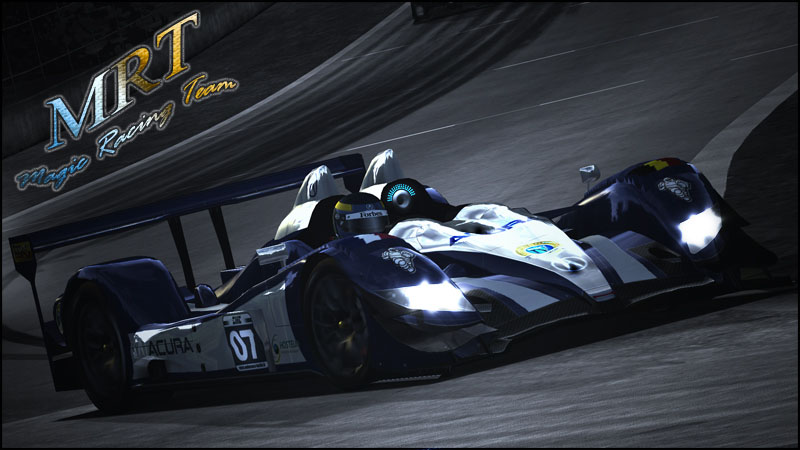Magic Racing Team Index du Forum