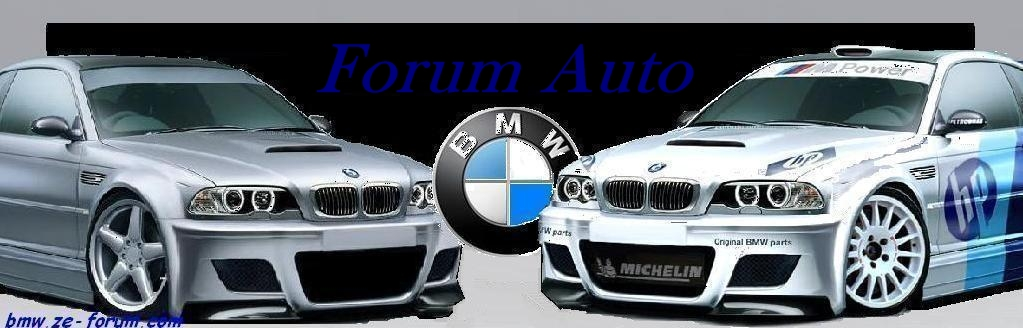 bmw Index du Forum