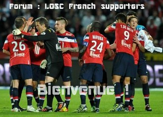 Losc French Supporters Index du Forum