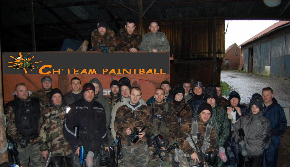 la chteampaintball Index du Forum