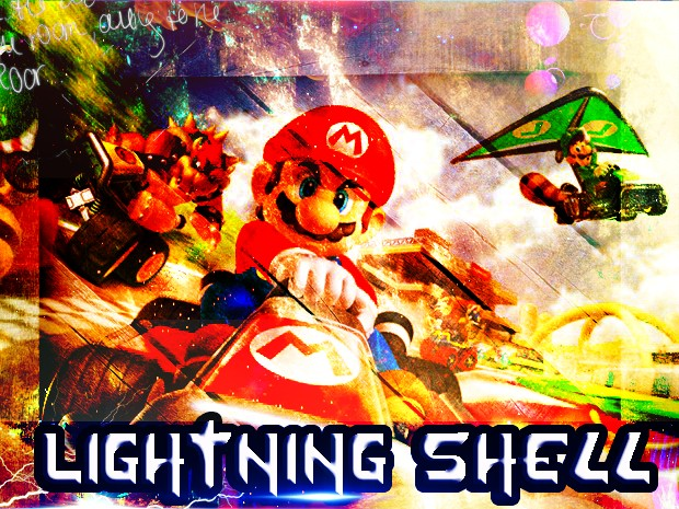 lightning shell team mario kart 7 Index du Forum