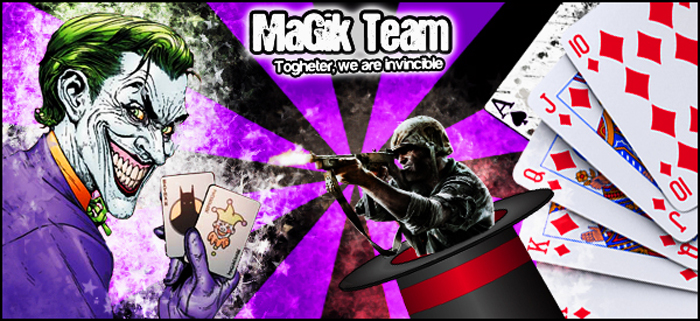 la magik team Forum Index