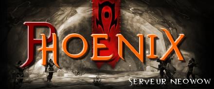 Guilde phoenix - serveur neowow Forum Index