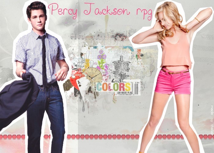 Percy Jackson Index du Forum