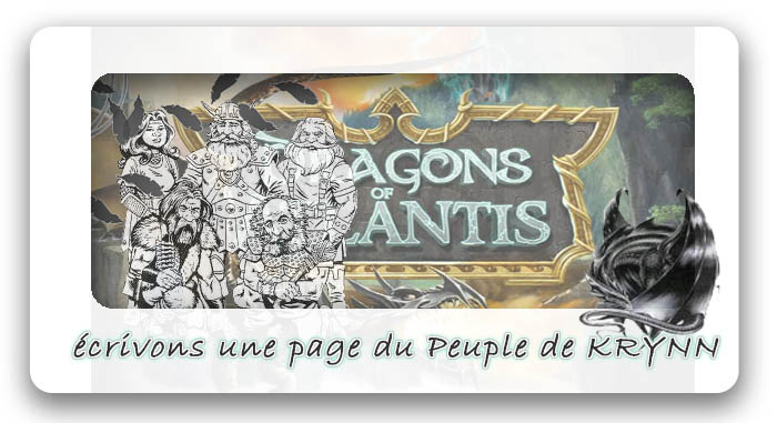 le peuple de krynn Index du Forum