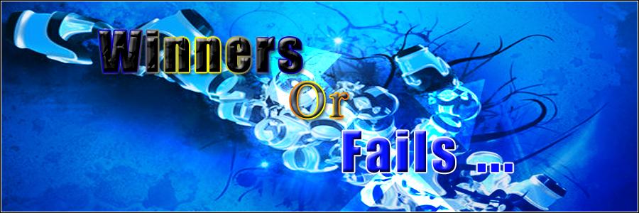 Winners or Fails Index du Forum