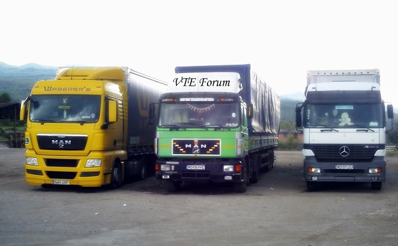 Virtual Truck Europe Forum Index