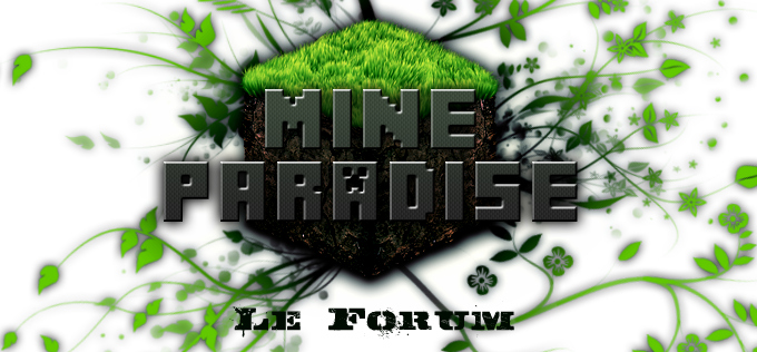 mine-paradise Index du Forum