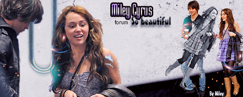 Miley Cyrus Index du Forum