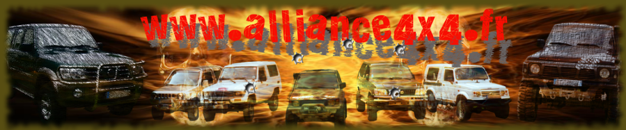 Alliance 4x4.fr Forum Index