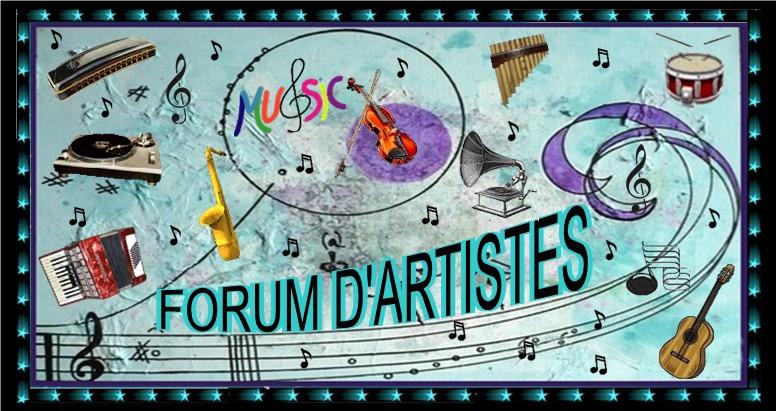 FORUM D'ARTISTES Forum Index