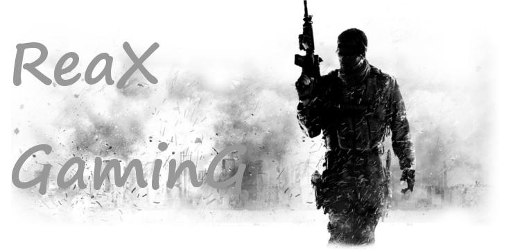 • ReaX Team - Mw3 • Index du Forum