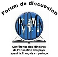 Forum de discussion de la CONFEMEN Forum Index