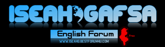 Gafsa Higher Institute of Applied Studies - English Department   Forum Index