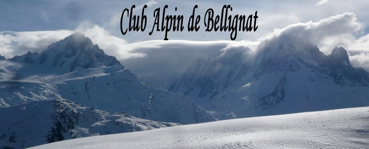 club alpin de bellignat Index du Forum