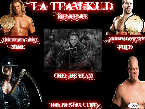 la-team-k.u.d Index du Forum