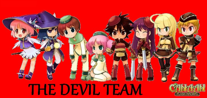the devil team Index du Forum