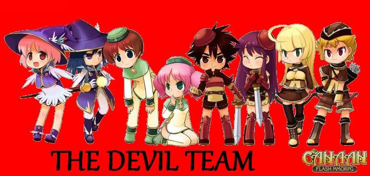 the devil team Index du Forum
