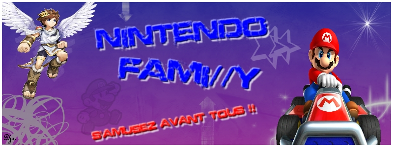 .:Nintendo Fami//y:. Index du Forum