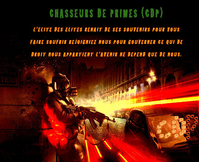 Chasseurs-de-primes Index du Forum