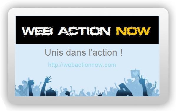 WEB ACTION NOW : Le forum Index du Forum