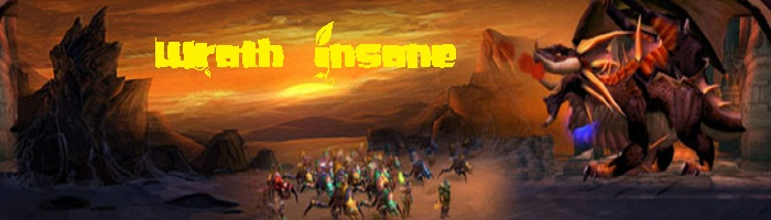Guilde Wrath Insane Index du Forum