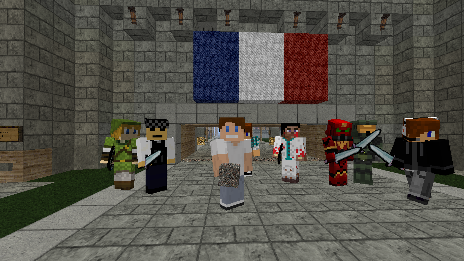 Forum du serveur brazencraft. Index du Forum