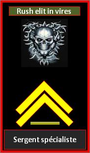 Sergent spécialiste