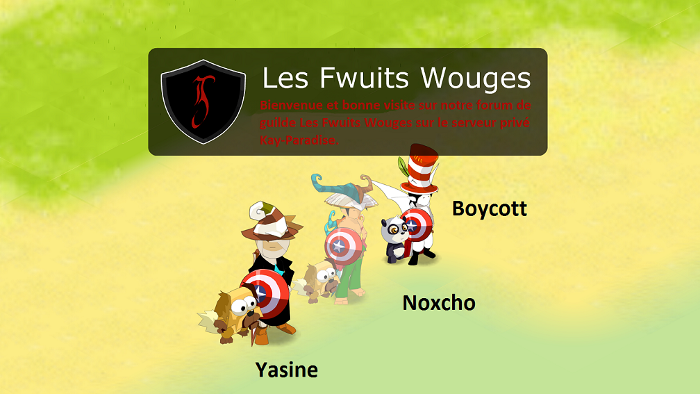 les fwuits wouges Index du Forum
