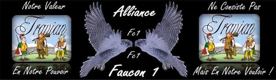 alliance Fc1 Index du Forum