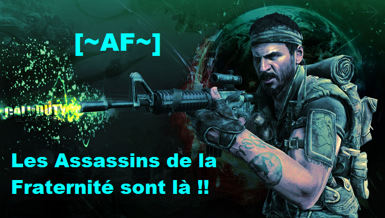 Les Assasins De La Fraternité Index du Forum