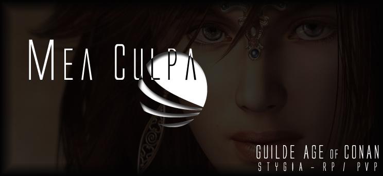 Age of Conan : Mea Culpa Index du Forum