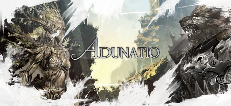 Guilde Adunatio - Guild Wars 2 Index du Forum