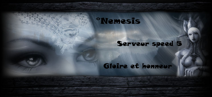 Nemesiis Index du Forum