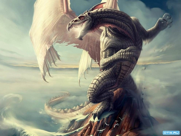 les dragons de fiesta online  Index du Forum