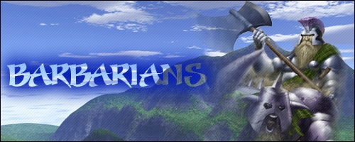Barbarians Index du Forum