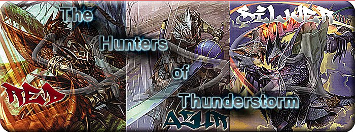 The hunters of thunderstorm Index du Forum