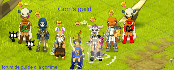 Gom's Guild Index du Forum