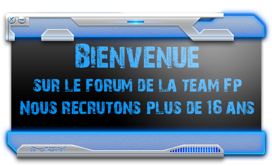 Team  -= ƒp™=- Index du Forum