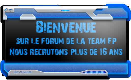 Team  -= ƒp™=- Index du Forum