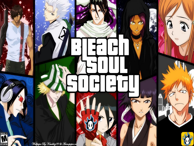 ๑۩۩๑ Soul Society ๑۩۩๑ Index du Forum