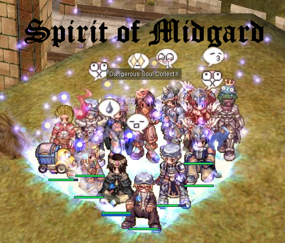 guilde : spirit of midgard Index du Forum