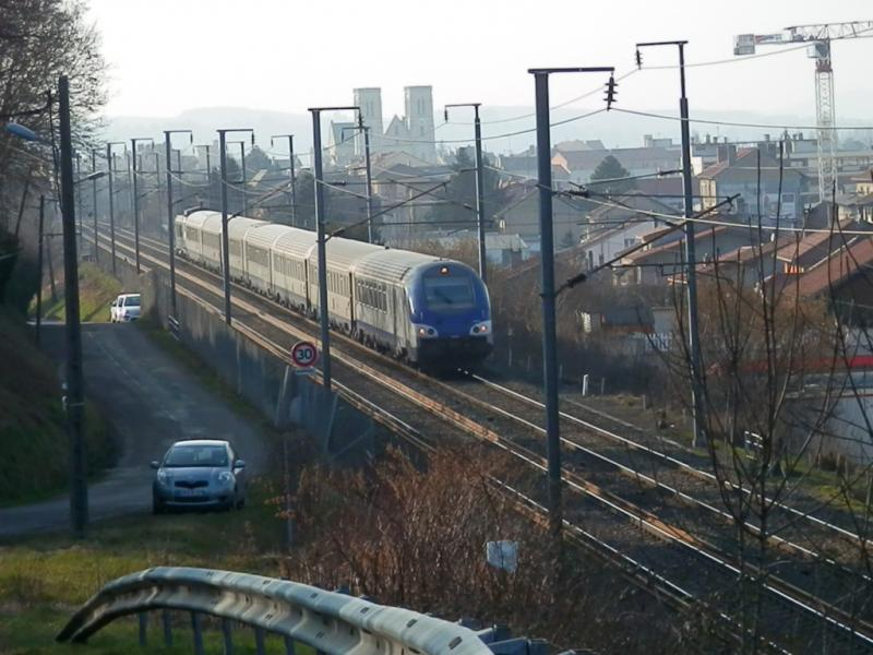 Photos Du Rail Au Pk 40