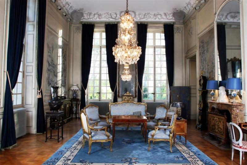 Monarchie parlementaire de nad r salon bleu for Le salon chatou