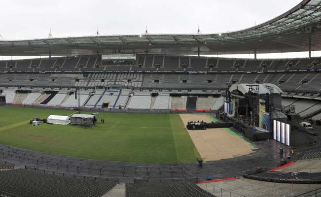 Open all night paris stade de france qui sera l - Tribune vip stade de france ...