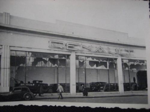 Les renault d 39 avant guerre garages renault for Garage renault maizieres les metz