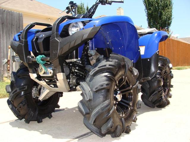 Chinese quad prototype 1000 cc second projet quad for Yamaha grizzly 1000cc