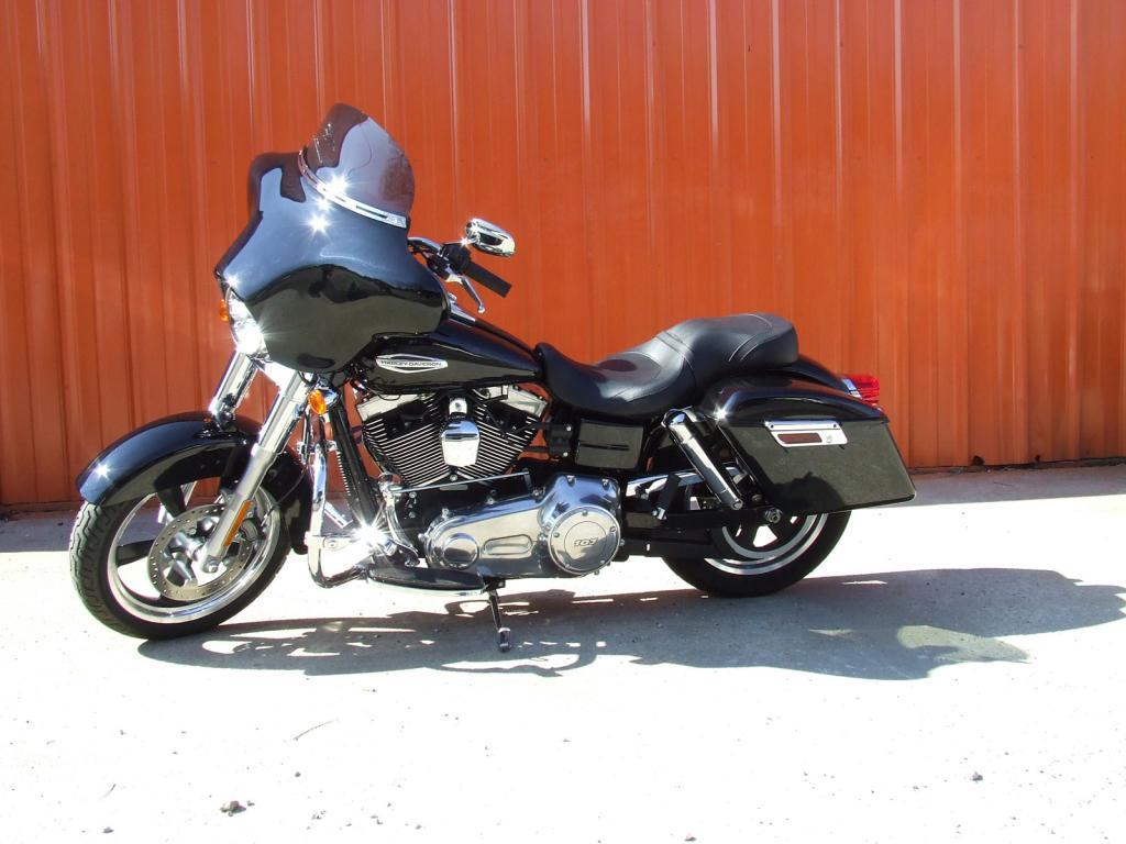 Harley Davidson Dyna Switchback Ai