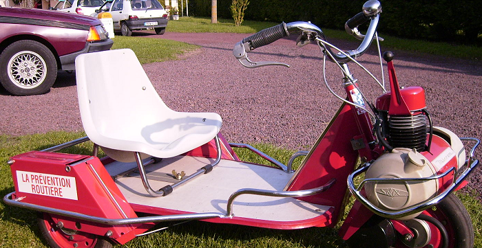 solex micron 3 roues