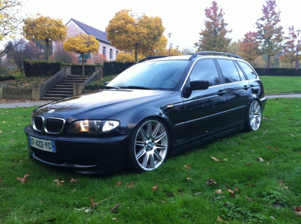 bmw nord power mon e46 touring 330d pack luxe. Black Bedroom Furniture Sets. Home Design Ideas